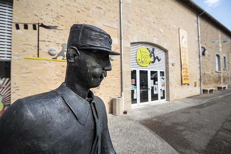 Le Musée Jour de Fête à Sainte-Sévère @Thierry Vincent