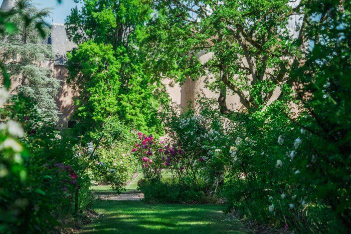 Jardin Ainay-le-Vieil ©Ad2t