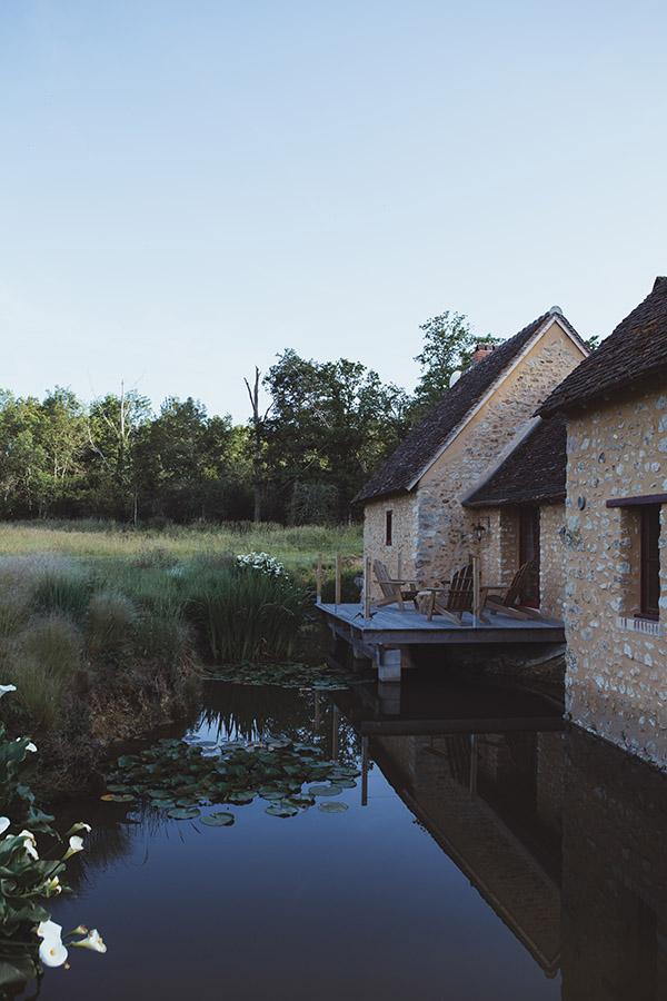 Moulin de Baratte - © S. Arnoult
