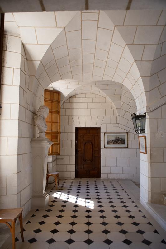 Intérieur du château - © Sarah Arnould