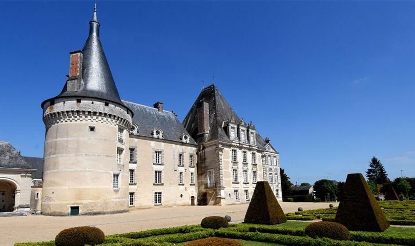 château Azay-le-Ferron