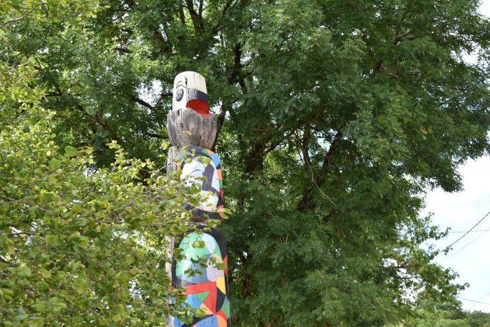 Galerie le Totem - La Borne ©Ad2t