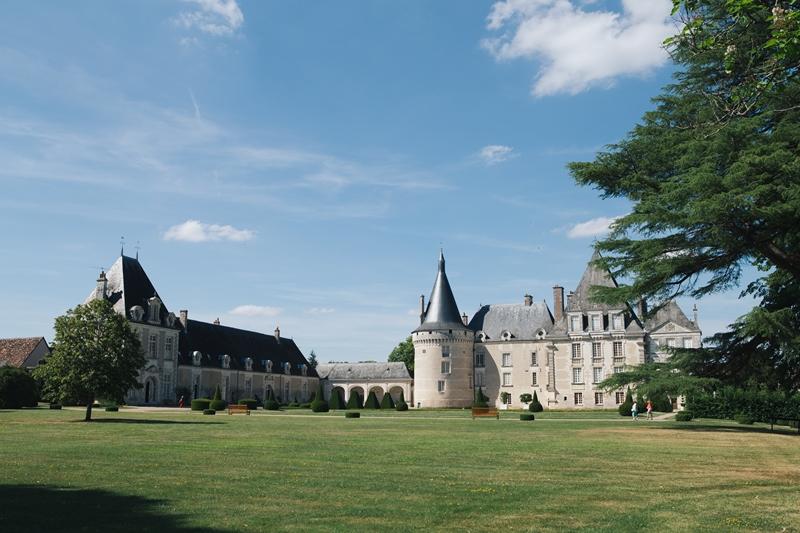 Chateau d'Azay-le-Ferron - © S. Arnould