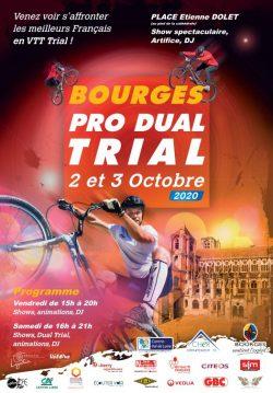 Affiche VTT Bourges