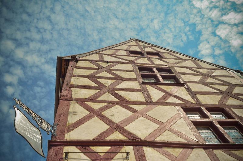 Visite de la ville d'Issoudun