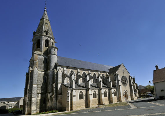 Eglise Saint-Laurian