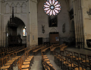 Eglise Saint Laurian