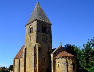 Eglise Saint Martin de Lacs