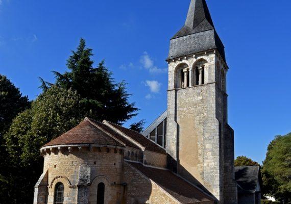 Eglise de Neuvy-Pailloux