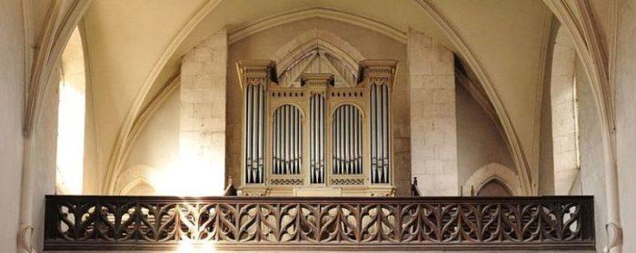 Orgue Eglise Saint-Sauveur Argenton