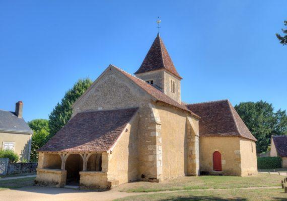 Eglise Sainte-Anne – Nohant