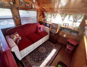 Caravane américaine Royal Spartanette