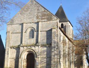 2013 octobre- église du gravier