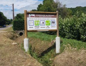 étang Remy Louveau Prissac