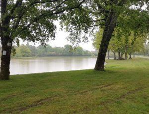 étang communal St-Civran