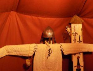 Le camp du chevalier