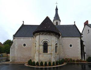 Eglise Notre Dame à Lye