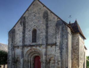 Eglise de Paulnay
