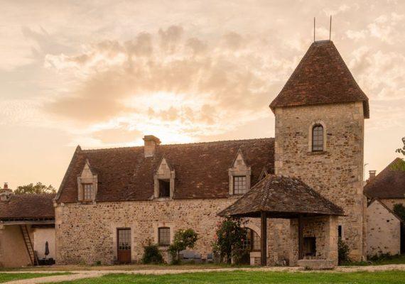 Manoir de Pierre Levée