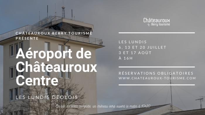 Aéroport Châteauroux-Centre