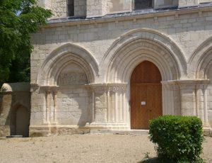 Eglise du Prieuré Saint-Martial