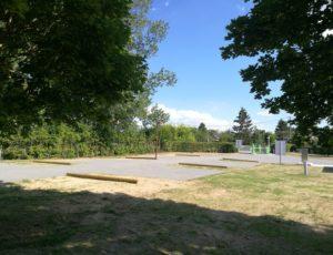 Aire camping-car park de Val-Fouzon