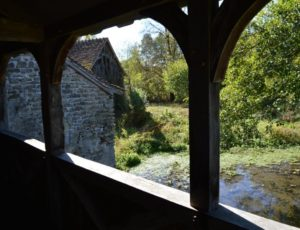 Le Moulin de l'Aunay