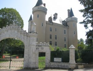 7 – Chateau de ST Chartier – G.Dorin