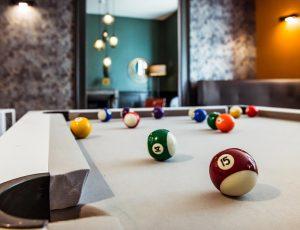 Lounge-Billard
