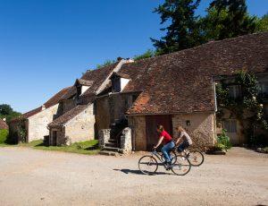 Le val d Anglin par Château Guillaume