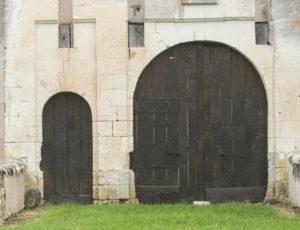 Aux portes de la Touraine – Porte de château