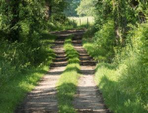 La vallée de la Benaize – Sur les chemisn