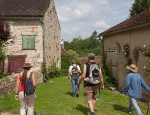 Rendez-vous chez Aliénor d'Aquitaine – Sur la place de château Guillaume
