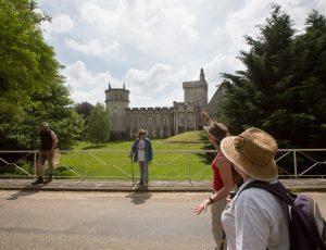 En passant devant Château Guillaume