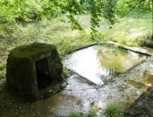 Au long de la Sonne – Fontaine
