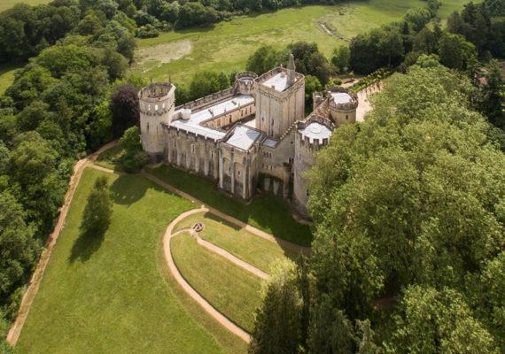 Rendez-vous chez Aliénor d'Aquitaine – Château Guillaume