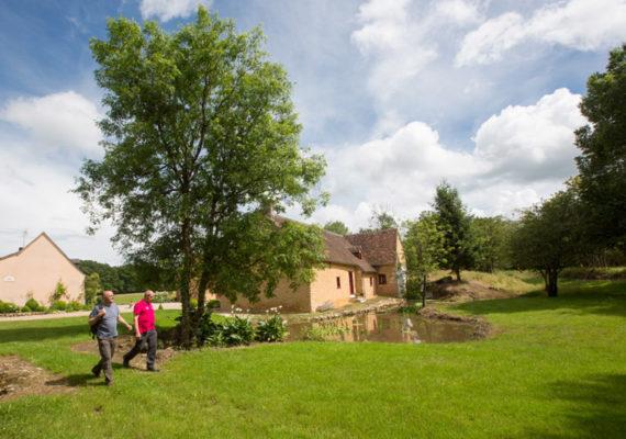 Histoire de Brenne – Au moulin de Baratte