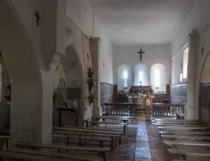 L'eau, la terre, l'air, le feu – Dans la chapelle de Jovard