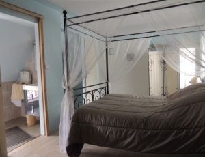 AUtry le Chatel – charme d'antan – chambre N°2 Vue 2charme d'antan