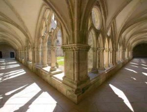 Abbaye de Noirlac cloître