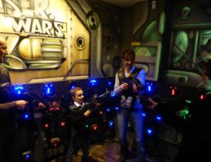 Laser Wars