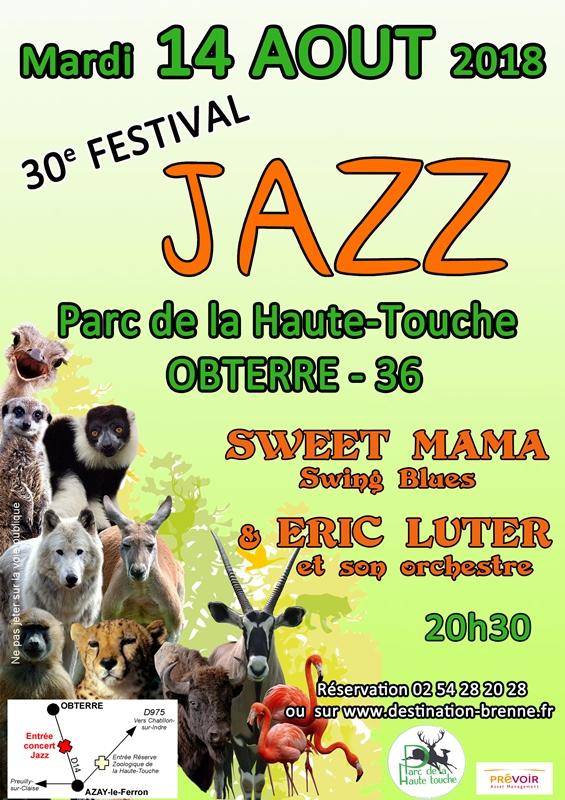 Concert de jazz à la Haute Touche
