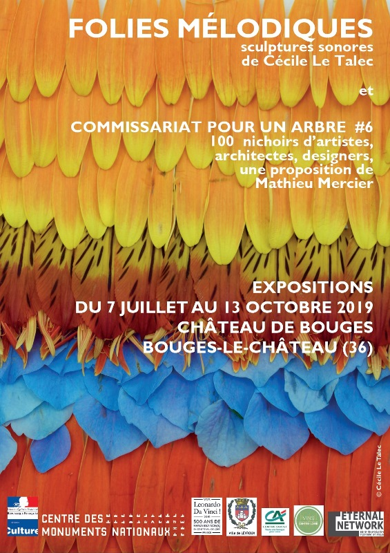 Affiche-expo-chateau-de-Bouges