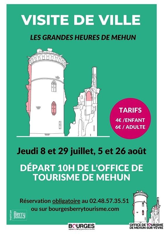 Modèle Affiche visite ville Mehun modif Marie