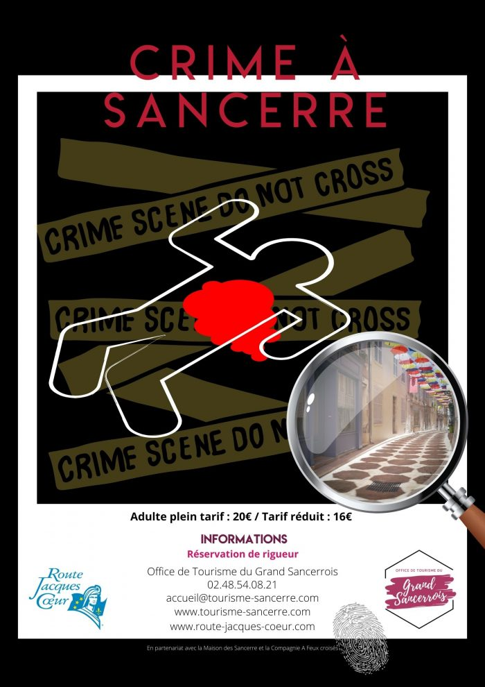 Crime à Sancerre