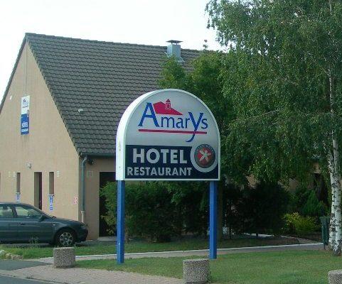 Amarys Inter Hôtel Le Poinçonnet