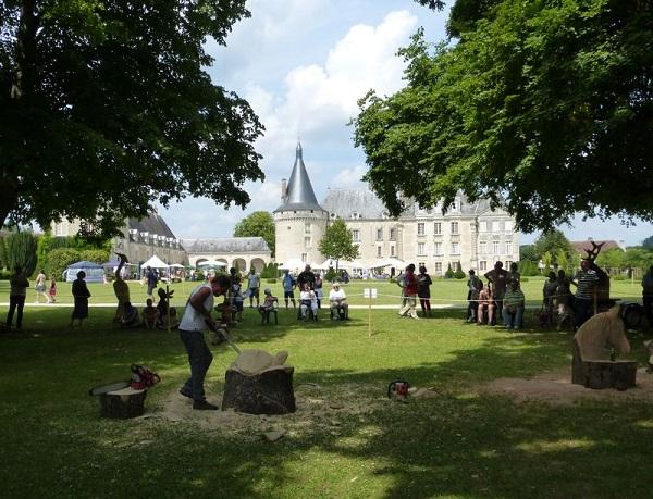 Artist'O Parc – ChâteauAzay-le-Ferron