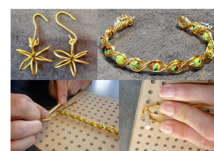 Atelier de création de bijoux 3