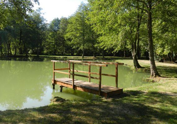 Base de Loisirs de Badineau – Extérieur Ponton