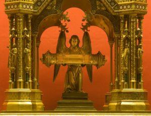 Basilique de Neuvy-Saint-Sépulchre